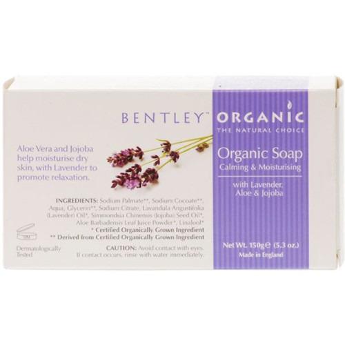 Bentley Organic Revitalising Bar Soap 150g