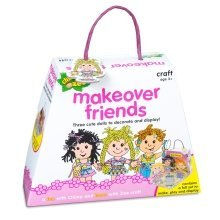 Chimp & Zee Makeover Friends Craft Kit