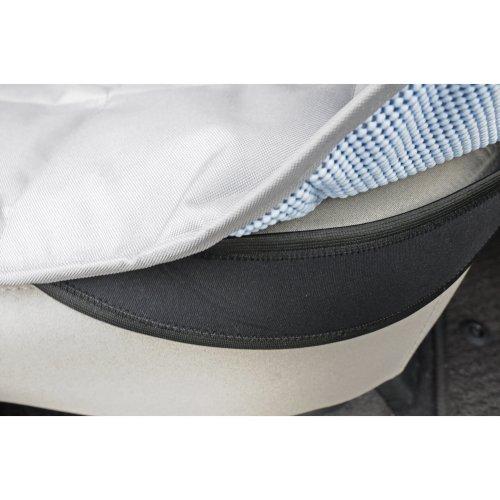 "Petego Rear Car Seat Protector Hammock 52""X64""-Tan"