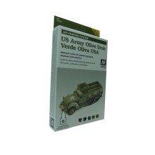 Val78402 - Av Armour Set - Afv Army Olive Drab