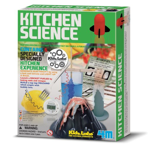 Kitchen Science - Kidz Labs Children's Creative Set