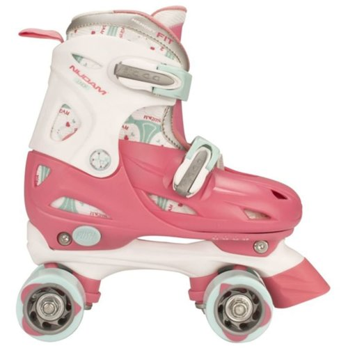 Nijdam Junior Roller Skates 30-33 RWB 52QN