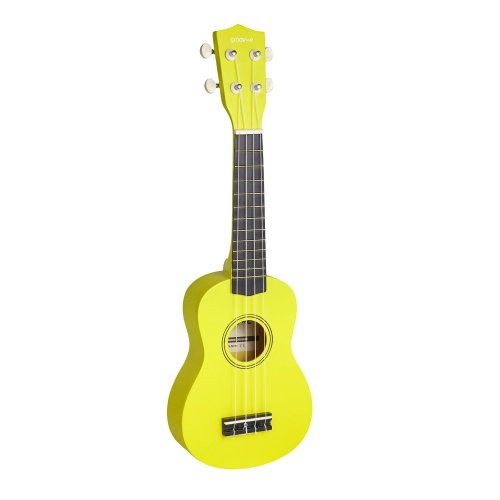 Groov-e GV-MI10 Beginners Traditional Soprano Ukulele Guitar