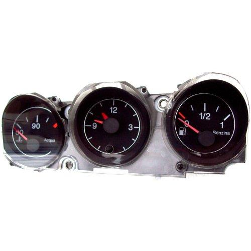 Alfa Romeo 156 Dash Instrument Cluster Temperature Clock Fuel Gauge 503400020400