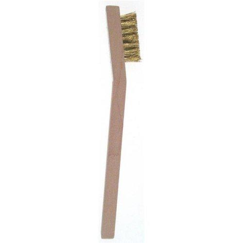 Gam Paint Brushes Mini Crimped Brass Detail Brush  BW02137