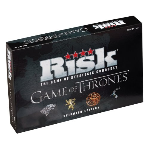 Risk: Game Of Thrones - Skirmish Edition | GOT Risk Board Game