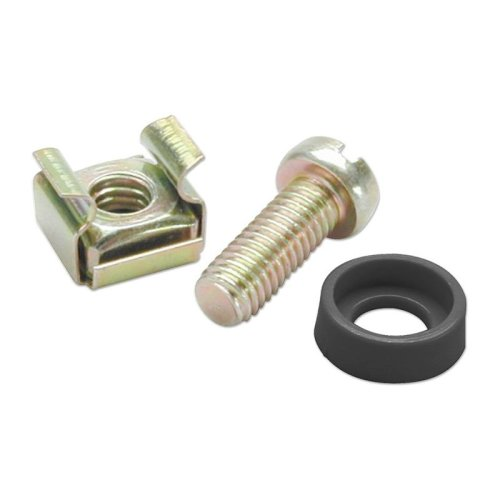 Lindy 66033 Cage Nut, Bolt & Washer Kit (50 Pieces)