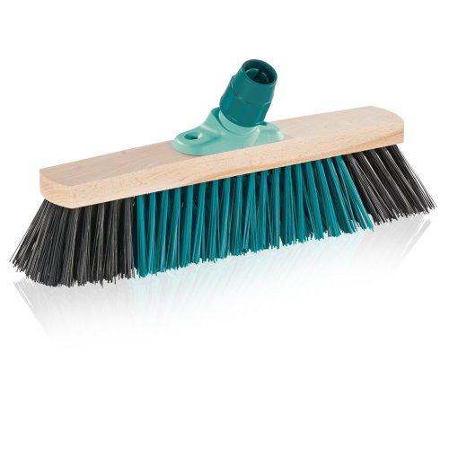 Leifheit 45006 Outdoor Broom Head Xtra Clean, 40 cm