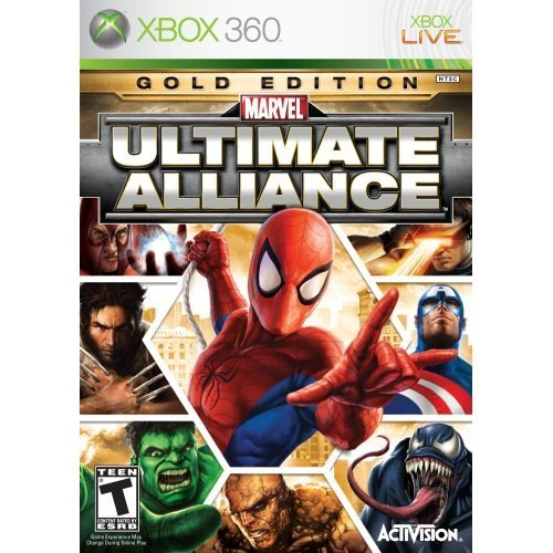 Game - Marvel Ultimate Alliance / Game