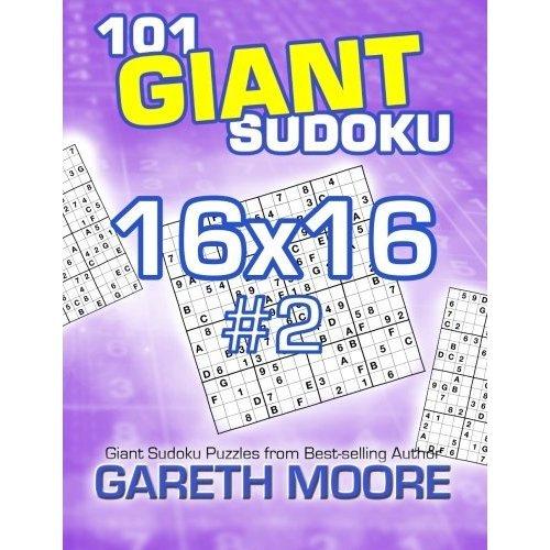 101 Giant Sudoku 16x16#2