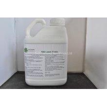 sFs Lawn Tonic, Moss, Iron sulphate, Nitrogen, Seaweed, Boosts growth 1x5L