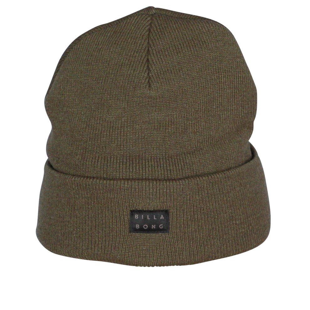 e97c3c4660b070 Billabong Knitted Cuff Beanie - Disaster Military on OnBuy