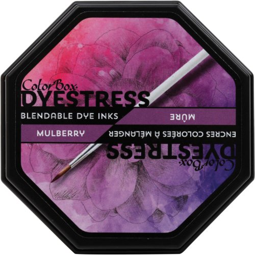 Colorbox Dye-Stress Inkpad-Mulberry