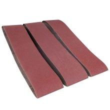 FERM Three Piece Sanding Belt Paper BGA1058