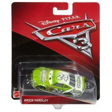 Disney Cars 3 Die Cast - Brick Yardley