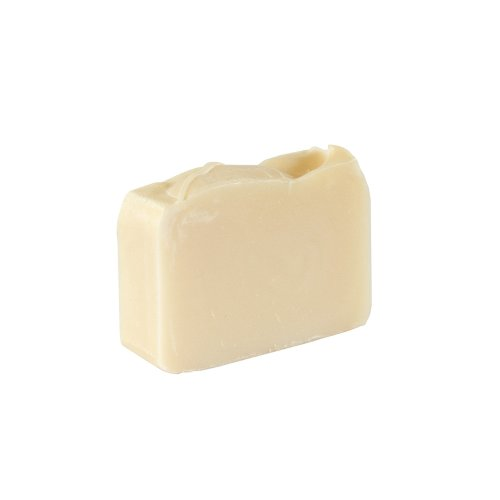 Natural White Soap Bar - Hypoallergenic, Fragrance Free And Dye Free (4OZ) - Organic Bar For Sensitive Skin. Moisturizing Body Soap For Skin And...