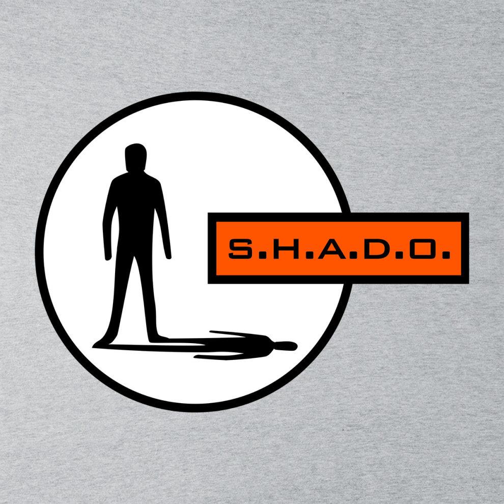 710f59f3ee82 ... Supreme Headquarters Alien Defence Organisation SHADO Men's T-Shirt ...