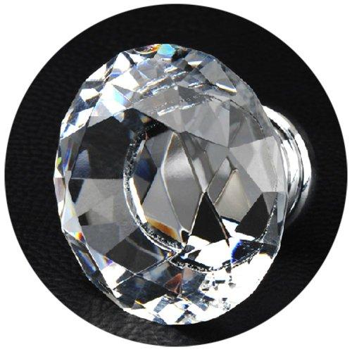 Trixes Diamond shaped Glass Door Handles