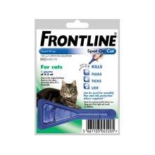 Frontline Spot On Cat 1 Pipette