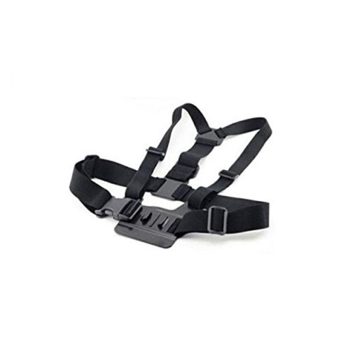 Action Camera ACCH1 Elastic Chest Harness Strap for AC53 Action Video Camera