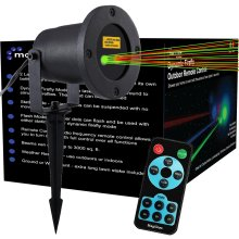 Dynamic Firefly Outdoor Light Show Projector