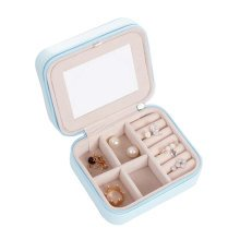 Small Travel Jewelry Box For Ring / Watch / Necklace / Earring -A6