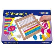 Pbx2470170 - Playbox - Craft Set, Yarn Weaving