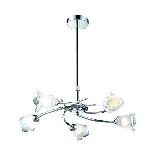 Eastcote 5 Arm LED Ceiling Light
