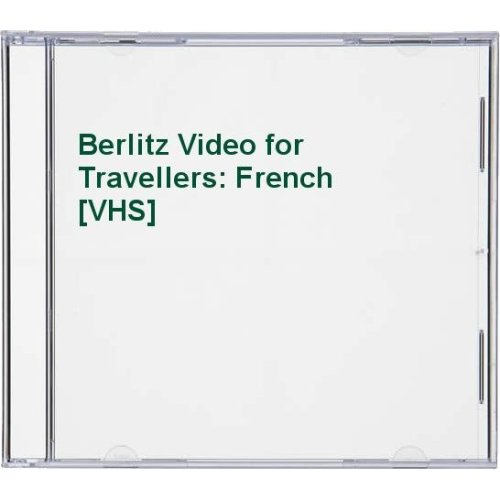 Berlitz Video for Travellers: French [VHS]