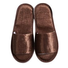 10 Pairs Non-slip Hotel / Travel / Home Disposable Slippers - A24