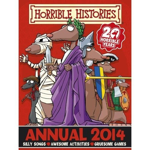 Annual 2014 (horrible Histories)