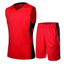 Men's Tank Top Sportswear Basketball Jersey and Shorts
