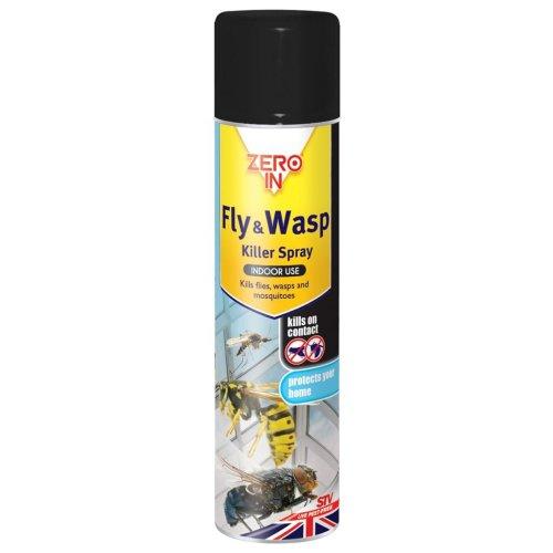 Fly & Wasp Killer Spray - 300ml