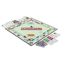 Monopoly Token Madness Game ( C00871020)