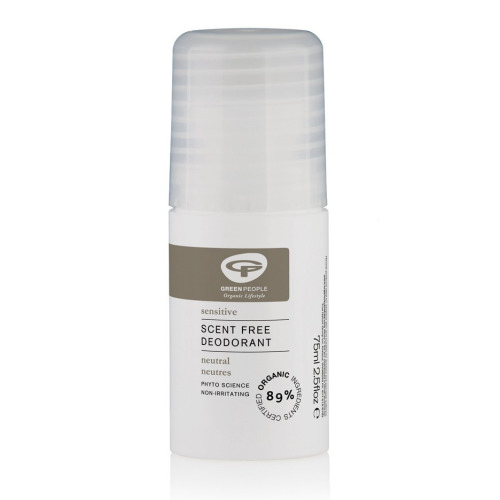 Green People 15% off Org Scent Free Deodorant 75ml