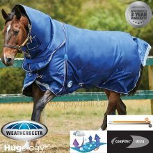 Weatherbeeta Comfitec Ultra Tough Detach-A-Neck Heavy Turnout Rug