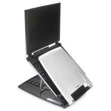 Targus AWE04EU Ergo M-Pro Multi Angle Laptop Stand - Silver