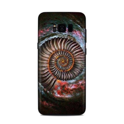DecalGirl SGS8P-AMMGALAXY Samsung Galaxy S8 Plus Skin - Ammonite Galaxy