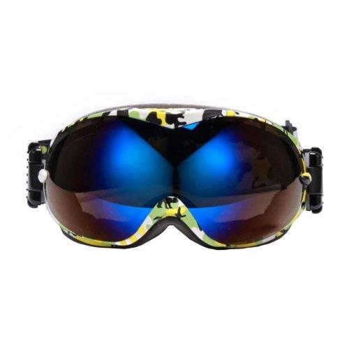 Anti-fog Sports & Outdoors Goggle /Hiking/Climbing/Cycling/Ski Goggles-15