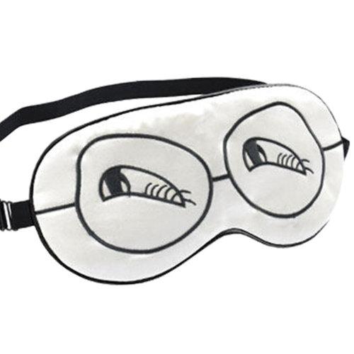 Sleeping Eye Mask Silk Sleep Mask Eye-shade BreatheFreely Aid-sleeping Eyes
