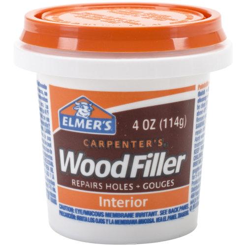 Elmer's Carpenter's (R) Wood Filler-4oz