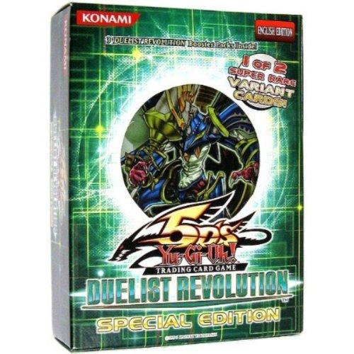 YuGiOh 5Ds Duelist Revolution SE Special Edition Pack