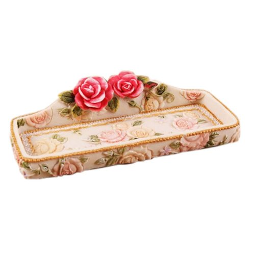 Elegant and Retro Jewelry Box Rings Earrings Organizer Necklace Case/Tray Great Gift, G
