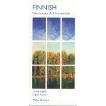 Finnish-english English-finnish Dictionary & Phrasebook
