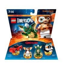 Lego Dimensions Gremlins Team Pack Game