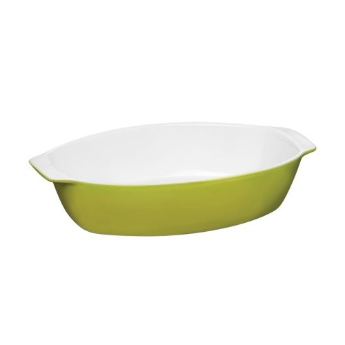Ovenlove Baking Dish, 2.8 Ltr, Lime Green