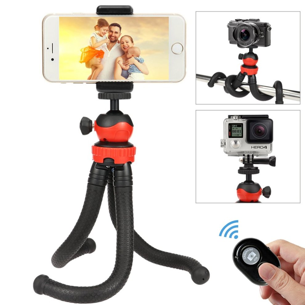 Other Cell Phones & Accs Mini 360deg Swivel Stand Selfie Bluetooth Shutter For Samsung Galaxy Note Dependable Performance