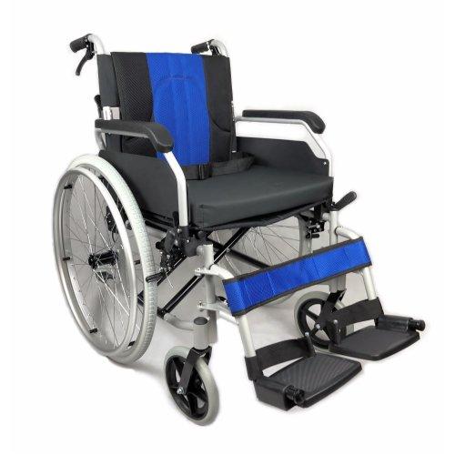 Lightweight Aluminium Folding Wheelchair Self Propelled