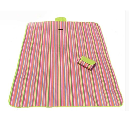 Large Picnic Blanket Perfect for Outdoor Travel Blanket 57*71 Inch