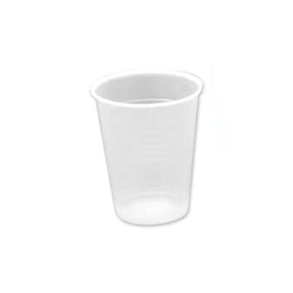 Genuine Joe GJO10435 Translucent Plastic Cup- 12 oz- 1000-CT